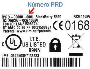Blackberry PRD
